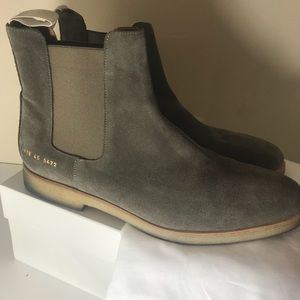 Common Projects Chelsea Boots Size 12 / EU 45